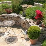 Mediterraner Garten Design